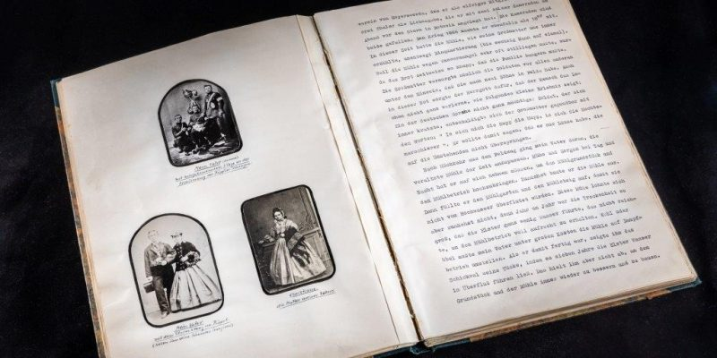 Buch - Hoyerswerdaer Erlebnisbericht aus dem 19. Jahrhundert